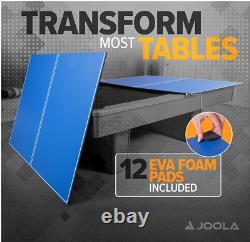 Ping Pong Pool Table Top Full Size Official Tournoi Billard Conversion De La Table