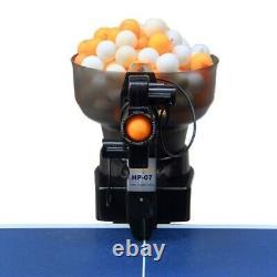 Ping Pong Robot Avec 36 Boules Différentes Spin Tennis De Table Automatique Machine De Boule