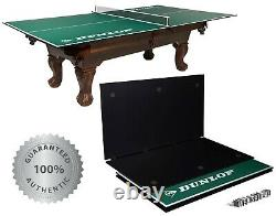 Ping Pong Table Tennis Conversion Top Portable Official Size Folding Indoor Jeu