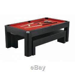 Ping-pong De Jeu De Tennis De Table Pour Piscine De 7 '