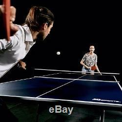 Ping-pong Tennis De Table Pliante Tournoi Taille Du Jeu Portier Intérieur
