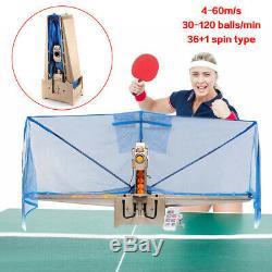 Ping-pong / Tennis De Table Robots Automatique Machine De Boule Pour L'exercice D'entraînement Des États-unis