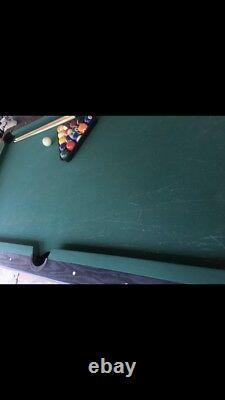 Piscine, Hockey, Pingpong 3 En 1 Table Multi-jeux