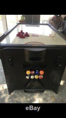 Piscine, Hockey, Table De Ping-pong Multi-en-3