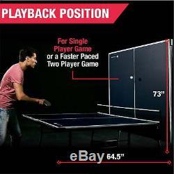 Pliable Tennis De Table Paddle Sport Balls Jeu Jouer Portable Ping Pong Étanche