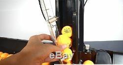 Points D'atterrissage Multi De Machine D'entraînement De Robot De Tennis De Table De Ping-pong Withcatch Net