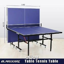 Pong Intérieur Pong Tennis De Table 95% Prémonté Hors De La Boîte