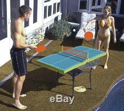 Poolmaster Flottant Tennis De Table Jeux Jouets Tennis De Table Piscine Jeux De Sports