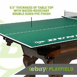 Prémonté Tennis De Table Top Avec Prime Clamp Style Post Net Taille Officiel