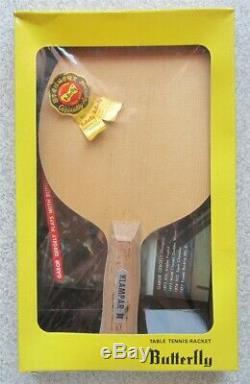 Radeau De Tennis À Insert En Métal Pour Klampar'h 'hinoki Métallisé Des Années 1970 Avecbox
