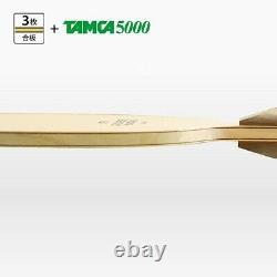 Raquette De Tennis De Ping-pong À Lame À Papillon Garaydia T5000 (st/fl)