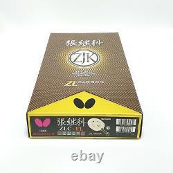 Raquette De Tennis De Ping-pong Zhang Jike Zlc Blade Butterfly (st/fl)