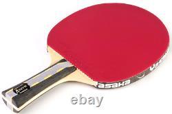 Raquette De Tennis De Table Yasaka Mark V Poignée Au Carbone (ligne De Champion)