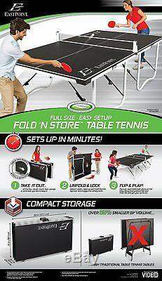 Replier N Tennis Magasin Table15mm Sport Facile Taille Du Tournoi D'installation Résistant À La Rouille