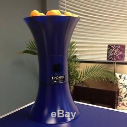 Robot De Dressage Pour Tennis De Table Ipong V300 Solo W Remote Remote Nouveau Modèle Amélioré