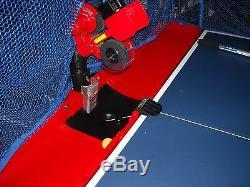 Robot De Ping-pong Oukei V1. Machine À Balles, Avec Filet! Expédier Dans Le Monde Entier