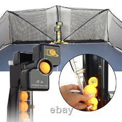Robot De Tennis De Table Automatique Ping-pong Ball Machine Pratique Recycler Avec Net