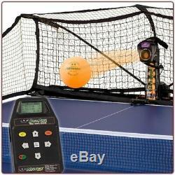 Robot De Tennis De Table Numérique Newgy Robo-pong 2050 Avec Filet De Recyclage
