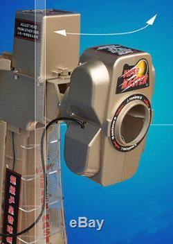 Robot / Machine De Tennis De Table Super Emperor Withnet, 100 Balles D'entraînement, Recharge Automatique