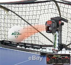 Robot Newgy Robo-pong 2040+ Pour Le Tennis De Table / Ping-pong