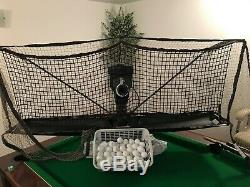 Robot Tennis De Table Smartpong Tj3000a