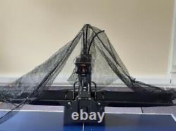 S8-pro Table Tennis Robot Automatic Ping Pong Balls Recycle Net Télécommande