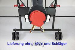 Sponeta 1-13e Extérieur Tischtennisplatte Blau MI Netz Wetterfest Tischtennistisch