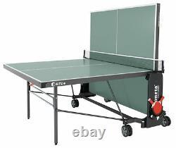 Sponeta S 4-72 E Tischtennisplatte Wetterfest Extérieur Mit Netz Tischtennistisch