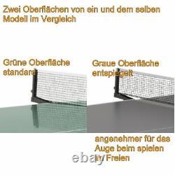 Sponeta S 5-70e S 5-72e S 5-73e Extérieur Tischtennisplatte Schoolline Mit Netz