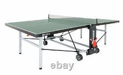 Sponeta S 5-72 E Tischtennisplatte Wetterfest Outdoor Incl Netz Tischtennistisch