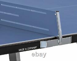 Sponeta S 6-87 E Tischtennisplatte Wetterfest Outdoor Blau Incl Netzgarnitur