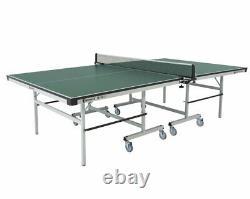 Sponeta Tischtennisplatte S 6-12i Grün Tischtennistisch Mit Ittf Netz