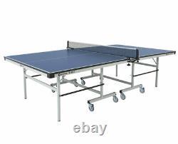 Sponeta Tischtennisplatte S 6-13i Blau Tischtennistisch Mit Ittf Netz
