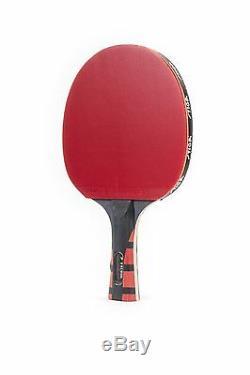 Sports De Tournoi De Raquette De Ping-pong En Carbone Professionnels