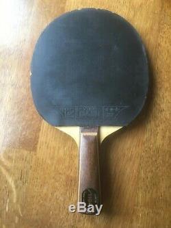 Stiga Eric Lindh Tennis De Table Bat Rare