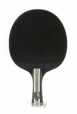 Stiga Pro Carbone Raquette De Tennis De Table 1 Raquette Manche Composite Éponge 2mm Nouveau