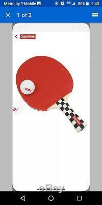 Suprême Papillon De Tennis De Table Racket Authentique 100% (de Fw19)