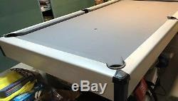 Table De Billard Brunswick Ashcroft Retour De Balle D'ardoise Gully Ping-pong 8 1990 Pickup