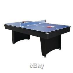 Table De Billard De 7 Pi Billard Avec Table De Tennis Haut Tous Les Accessoires Inclus