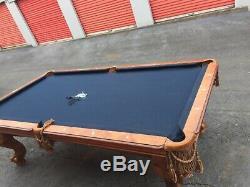 Table De Billard Haut American Heritage De La Table De Billard En Ligne Avec Le Dessus De Ping-pong