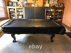 Table De Billard Olhausen 7 Pieds Avec Ping-pong