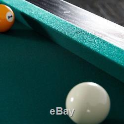 Table De Billard Pour Enfants Avec Ballon De Ping-pong Haut De 7 Pieds, Jeu De Billard 2-1, Jeu Multi-adolescents