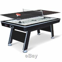 Table De Hockey Hover À Propulseur Pneumatique Eastpoint Sports 80 Avec Plateau De Tennis De Table