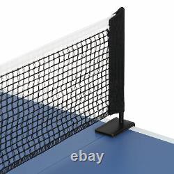 Table De Ping-pong Avec Filet Et Poteau Extérieur Extérieur De Tennis Ping Pong Sport