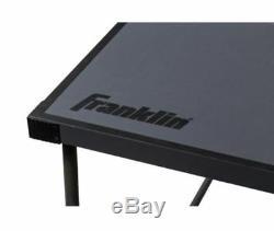 Table De Ping-pong Pliante Conversion Top Board Board Indoor Outdoor Kid Fun Nouveau