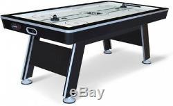 Table De Ping-pong Pour Hockey Sur Air, Salle De Jeux De Table, Pointage Hover Led À Moteur Pneumatique