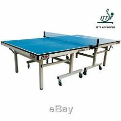 Table De Ping-pong Stac Indoor Americas-16 25mm Top (ittf)