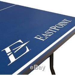 Table De Tennis 2 Pièces En Plein Air Ping Pong En Famille Jeux De Sports Pour Enfants Amusez-vous