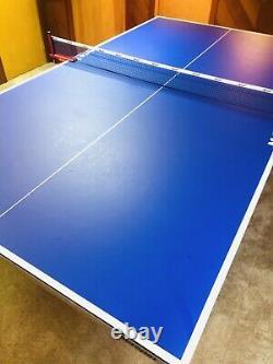 Table Killerspin Ping Pong Table Killerspin Myt4 Table De Ping Ping Pong Avec Paddles +