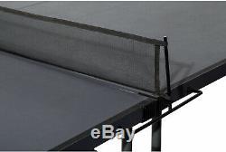 Table Pliante Tennis Aucun Outils D'assemblage Facile De Nice Portable Pliable Carry Facile